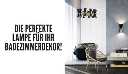 badezimmerdekor Wählen Sie Die Perfekt Lampe Für Ihr Badezimmerdekor! foto capa wdt 3 409x237