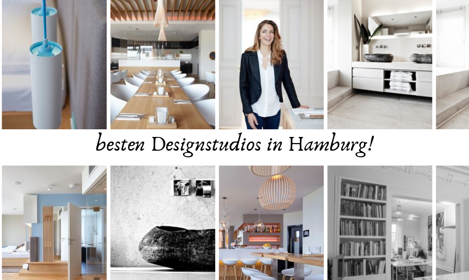Die besten Designstudios in Hamburg!