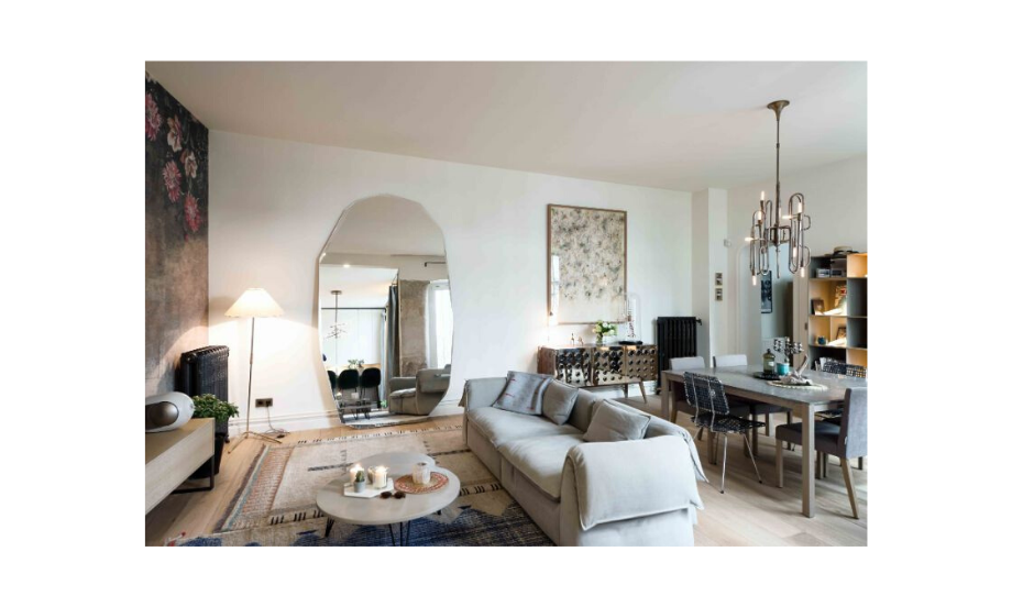 mid-century wohnzimmerdekor Lassen Sie sich von diesem Mid-Century Wohnzimmerdekor inspirieren! Design sem nome 30