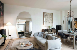 mid-century wohnzimmerdekor Lassen Sie sich von diesem Mid-Century Wohnzimmerdekor inspirieren! Design sem nome 68 262x173