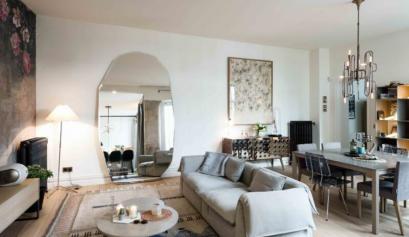 mid-century wohnzimmerdekor Lassen Sie sich von diesem Mid-Century Wohnzimmerdekor inspirieren! Design sem nome 68 409x237