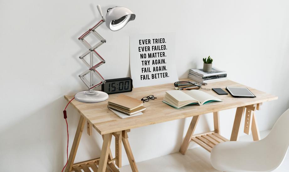 hausbüro dekor Hausbüro Dekor: Wie Sie Ihren Raum und Ihre Kreativität Maximieren Können! 📓 foto capa wdt 2