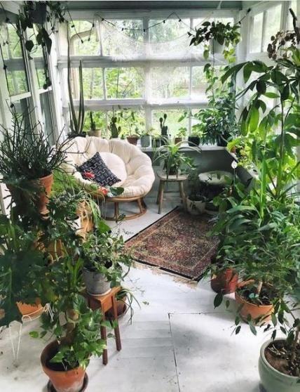 6 lustige und kreative Gartenzimmer zum Entspannen (oder Arbeiten) während der Quarantäne! 🍃 gartenzimmer 6 lustige und kreative Gartenzimmer zum Entspannen (oder Arbeiten) während der Quarantäne! 🍃 5 5