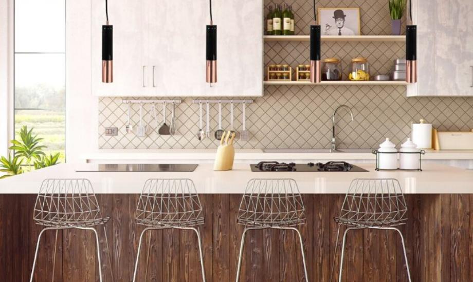 Es ist Zeit, Ihre Küche während dieser Quarantäne zu genießen!