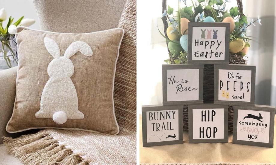 8 Renovieren Sie Ihr Zuhause gerade zu Ostern! 🐣🐣🐣
