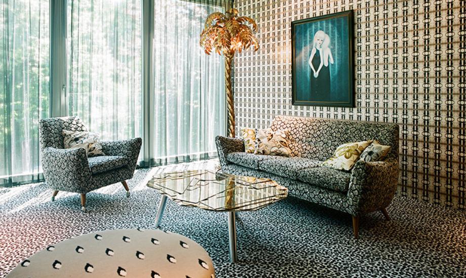 Schauen Sie sich dieses Art Decó Apartment von Denis Košutić an!