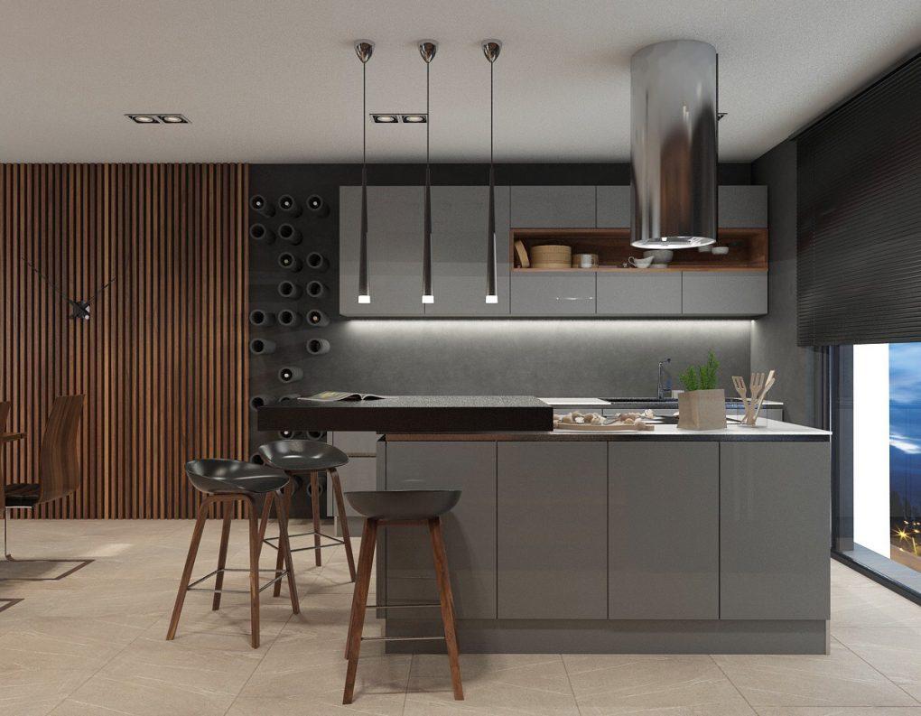 Kücheninseln, die Sie den ganzen Tag kochen lassen wollen!