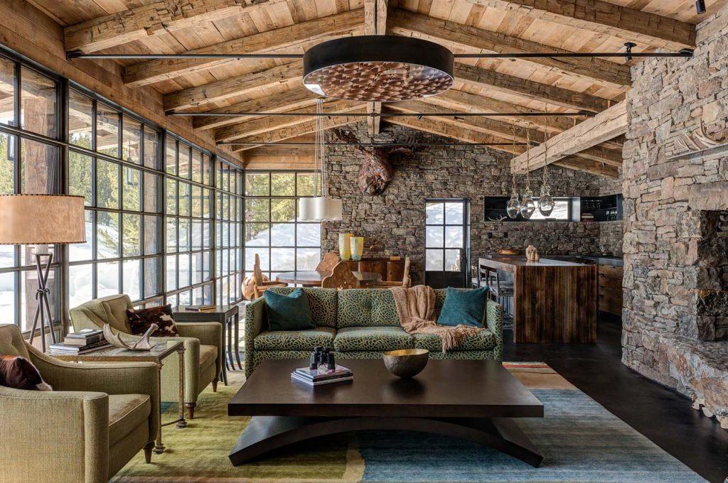 Entdecken Sie die 10 rustikalen Designhäuser, über die alle reden! rustikalen designhäuser Entdecken Sie die 10 rustikalen Designhäuser, über die alle reden! 6 4 1024x680