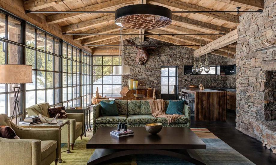 Entdecken Sie die 10 rustikalen Designhäuser, über die alle reden!